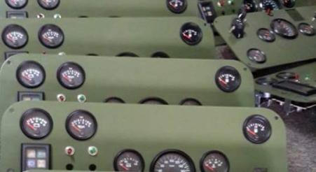 סט שעוני VDO מורכבים ברכבי Zibar